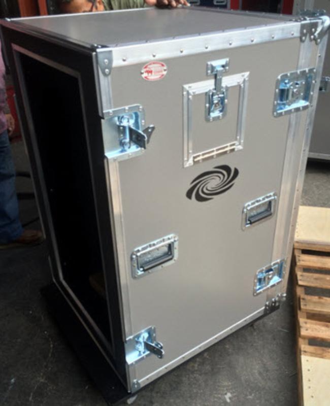 Custom Rackmount Cases - Shockmount Trunks | Jan-Al